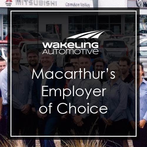 Join The Team Wakeling Automotive