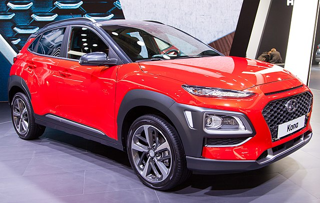 The Hyundai Kona Launch Night