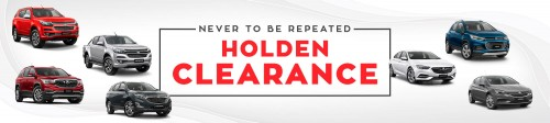 Holden Sale