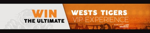 VIP West Tigers Competition