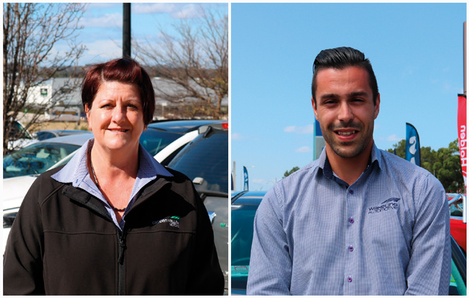 Congratulations to our January Employees of the Month!