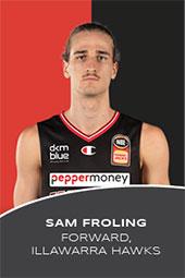 Sam Froling