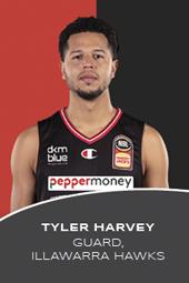 Tyler Harvey
