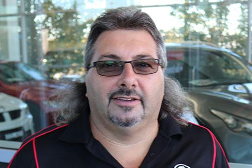 George Perras